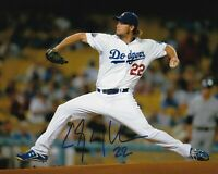 Clayton Kershaw 8x10 SIGNED PHOTO AUTOGRAPHED (DODGERS) REPRINT
