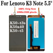 Original New For Lenovo K3 Note K50a40 K50-t5 K50-t3s LCD Display Touch Screen
