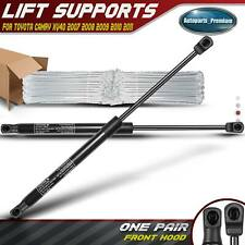 2x Front Hood Lift Supports Shocks Struts for Toyota Camry Sedan 2007-2011 6333