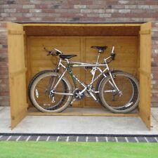 Garden Bike Store 6' x 3' Pent Shiplap Shire