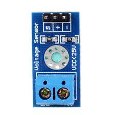 DC 0-25 V Voltage Detection Sensor Board Module  For Arduino