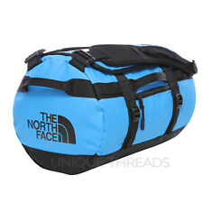 The North Face - Base Camp Duffel XS - Clear Lake Blue/TNF Black