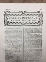Californie 1768 Indiens Bravos Mexique Corse Jésuites Protestant de Strasbourg