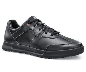 Shoes for Crews Freestyle II 38140 Arbeitsschuhe Service Küche schwarz vegan