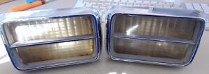 1974 Ford Mustang II Park Signal Light Assembly SAE-IP-74MG