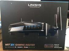 *empty box* Linksys WRT32X AC2600 10/100 802.11 A/B/G/N/AC