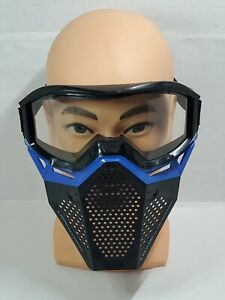 Nerf Rival Face Mask (Blue) Eye Protection