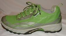 Lowa Lime Green Gray Sneakers Athletic Shoes Womens 7.5 Trail Running Celeste Lo