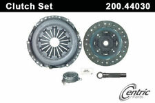 HD CLUTCH KIT CENTRIC FOR 86-91 GEO PRIZM TOYOTA COROLLA MR-2 CELICA TERCEL
