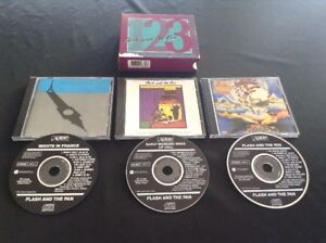 FLASH AND THE PAN 123 BOXED CD SET VANDA & YOUNG EASYBEATS ALBERT PRODUCTIONS