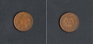 United States - 1 Cent Type Indian 1904