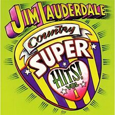 Jim Lauderdale - Country Super Hits Vol1 [CD]