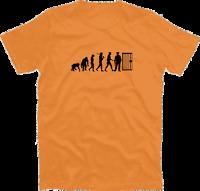 Standard Edition Justizvollzugsbeamter Schliesser Evolution T-Shirt S-XXXL