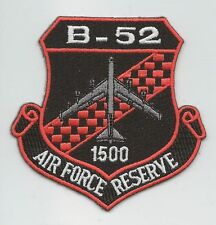343rd BOMB SQUADRON B-52 1500 HOURS !!THEIR LATEST!!  patch