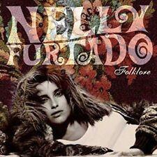 Folklore by Nelly Furtado (CD, Nov-2003, Dreamworks SKG) BRAND NEW! SEALED!