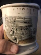 Vintage Rare Printer's Occupational Shaving Mug