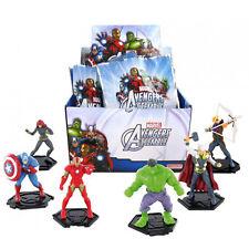 Comansi Marvel Avengers Superhero Toy Figures Cake Decorating Topper Official