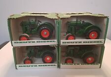 Scale Models Ertl Die Cast 1/16 Deutz Diesel 11 H.P. Tractor New in Box