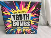 Dan & Phil's Truth Bombs Adult/Teenage Fun Party Board Game New & Sealed