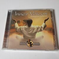 NEW Inner Voices: Soothing Music for the Soul CD Artists Musical Moods 1998 oop