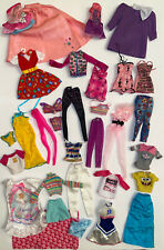 Official Barbie & Like Size Doll Mixed Clothing Lot (F)