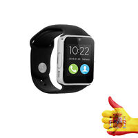 Unotec Watch-Q7 Reloj Inteligente Bluetooth Smart Watch para Android iOS Samsung