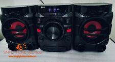 ⭐LG CD Player FM USB Direct Record Auto DJ Bluetooth Hi-Fi  Audio System CM4360⭐