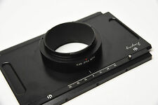Moveable Fujifilm GFX 50S Camera Adapter To Linhof Sinar Toyo Horsema 4x5 New
