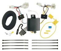 Trailer Wiring Harness Kit For 16-19 Mazda CX-3 All Styles Plug & Play T-One NEW