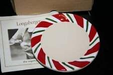 Longaberger Peppermint Twist Coasters #31875 NEW