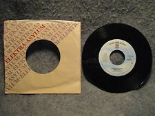 """45 RPM 7"""" Record Linda Ronstadt Easy For You To Say & Mr. Radio Asylum 7-69838"""