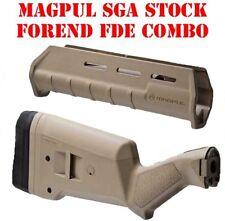 Magpul Remington 870 SGA Stock & M-LOK Forend Combo FDE #MAG460FDE MAG496FDE