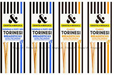 Crosta & Mollica Torinesi Variety Pack Classic Breadsticks 4 X 120g