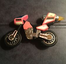 Power Rangers Zeo Vintage Pink Jet Cycle 1996 Bandai