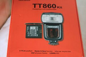 NEEWER TT 860 Flash for Sony