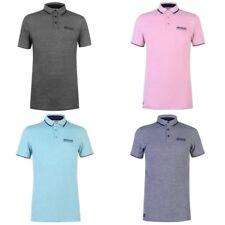 SoulCal Pique Polo Short Sleeve Cotton Shirt  - XL