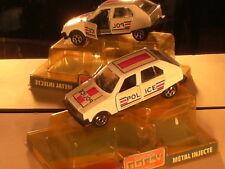 CITROEN VISA POLICE : JET CAR NOREV ORIGINAL 1983/85