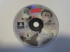 Chicken Run (Sony PlayStation 1, 2000) Disc Only