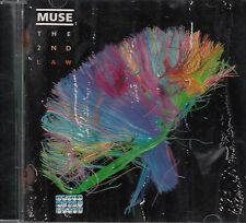 Muse The 2nd Law Used No plastic Seal No Tiene Sello De Plastico