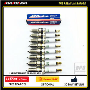 Spark Plug 8 Pack for Audi A8 4.2L 8 CYL ABZ 5/1995-6/2005 R42LTS