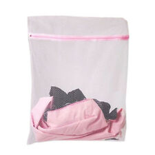 Laundry Mesh Net Washing Bag Clothes bra sox Lingerie Socks Underwear 60x50CM ED