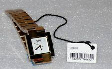 D&G Damen Armbanduhr DW0398 Promenade Delux Dolce&Gabbana Uhr Gold Geschenk box