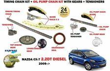 Per Mazda Cx 7 2.2 Crtd Diesel 2009   > Tensionatore Catena Distribuzione Set +