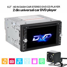 Car Stereo Radio in Dash DVD Player 6.2