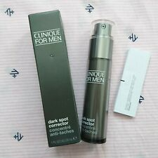 Clinique For Men Dark Spot Corrector 1oz/30ml New in Box