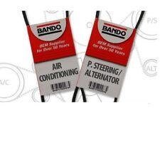 Drive Belt kit TOYOTA SIENNA 1998-2006  ALTERNATOR A/C P/S (Fits:Sienna) 2 pcs
