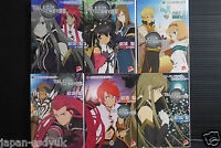JAPAN novel: Tales of the Abyss 1~6 Complete Set