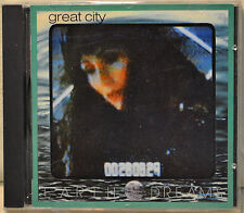 Great City Earth Dreams Dance Electronic CD Magazine Kiss Me with Affection