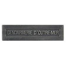 Agrafe pour médaille Ordonnance GENDARMERIE D'OUTRE-MER