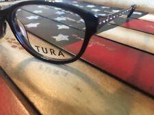 Tura R512 Burgundy Eyeglasses Optical Frame New 52-15-135. Option To Add RX
